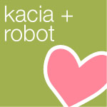 kacia + robot